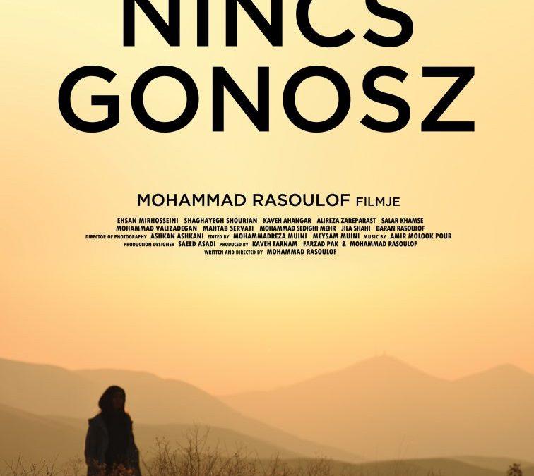 Nincs gonosz (Sheytan vojud nadarad / There Is No Evil) 2020