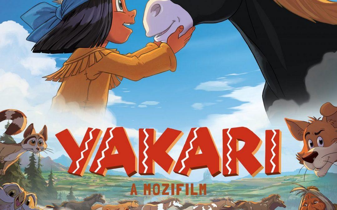 Yakari – a mozifilm (Yakari, le film) 2020