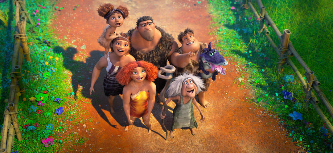 Croodék: Egy új kor (The Croods: A New Age) 2020