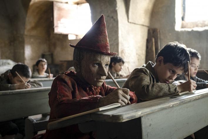 Pinokkio - Fotó: Greta De Lazzaris