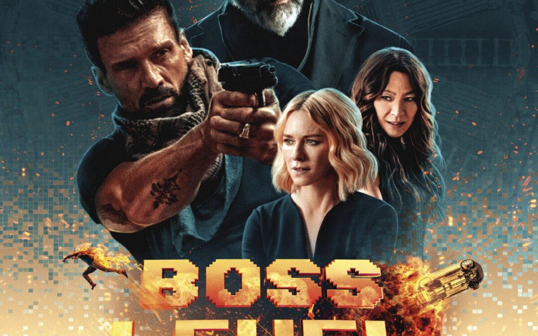 Boss Level – Játszd újra (Boss Level) 2021