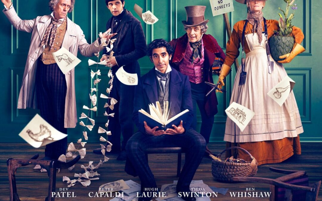 David Copperfield rendkívüli élete (The Personal History of David Copperfield) 2019