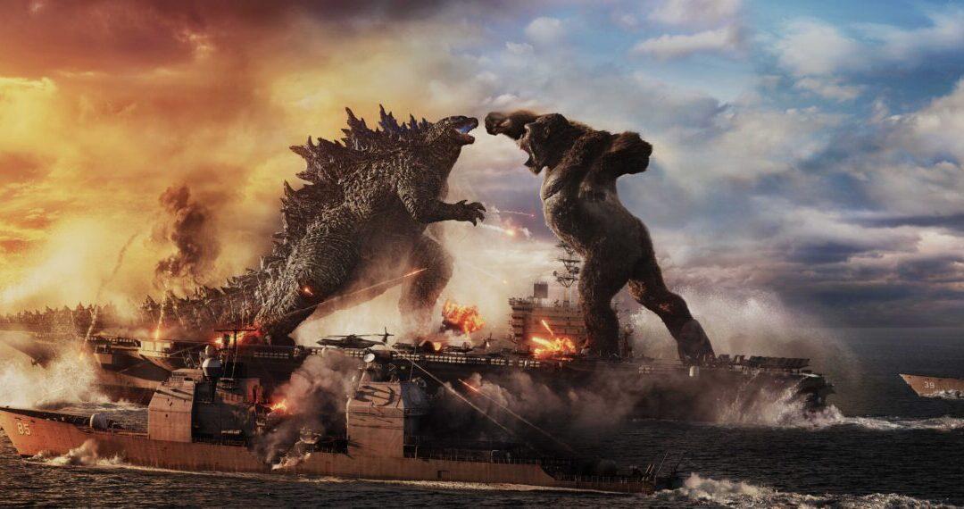 Godzilla Kong ellen (Godzilla vs. Kong) 2021