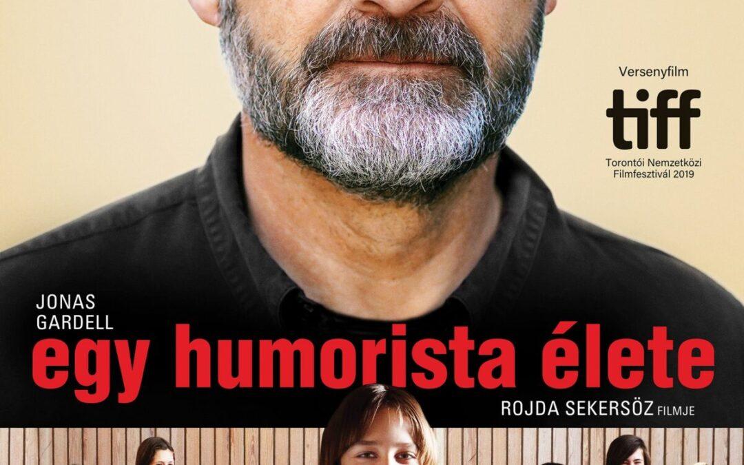 Egy humorista élete (En komikers uppväxt / My Life as a Comedian) 2019