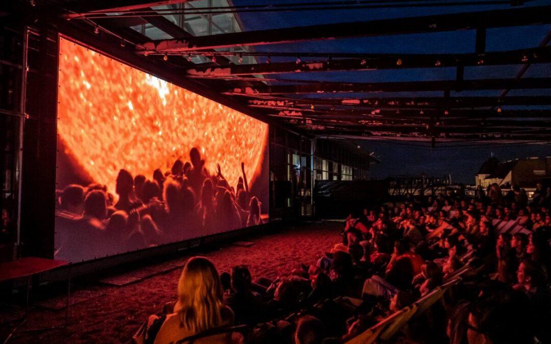 Nyit a megújult Budapest Rooftop Cinema