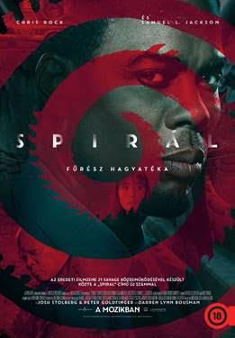 Spirál: Fűrész hagyatéka (Spiral: From the Book of Saw) 2021