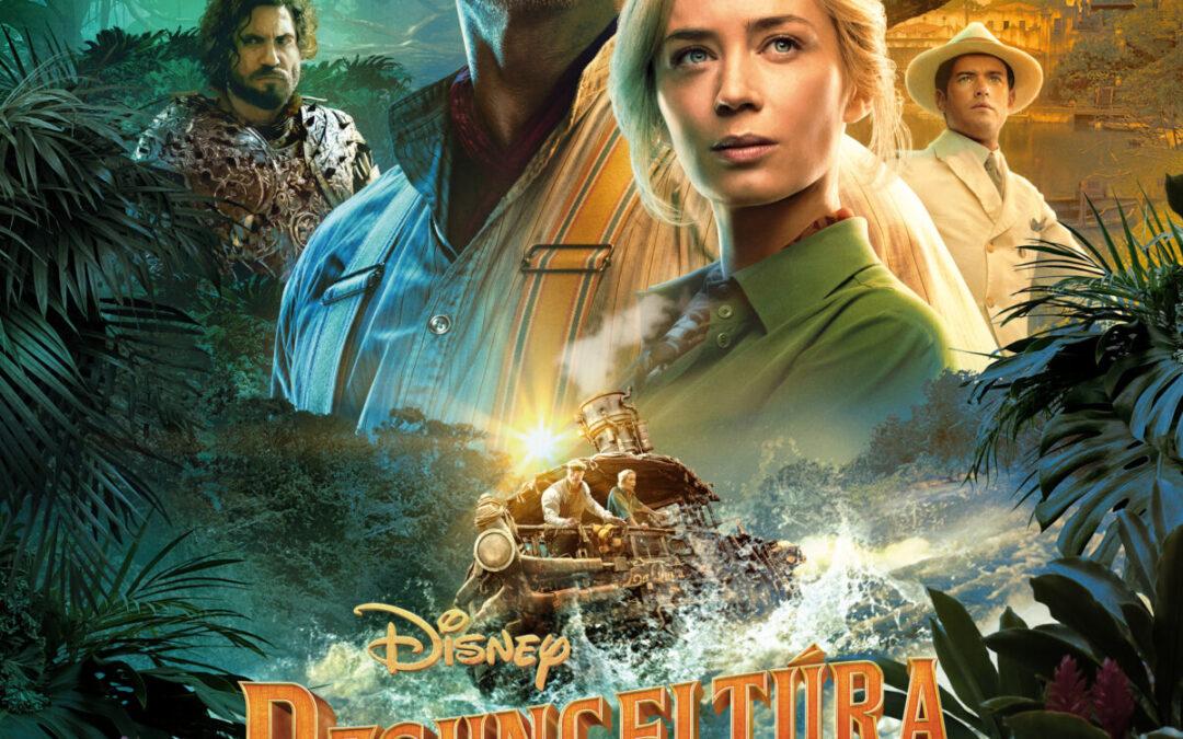 Dzsungeltúra (Jungle Cruise) 2021