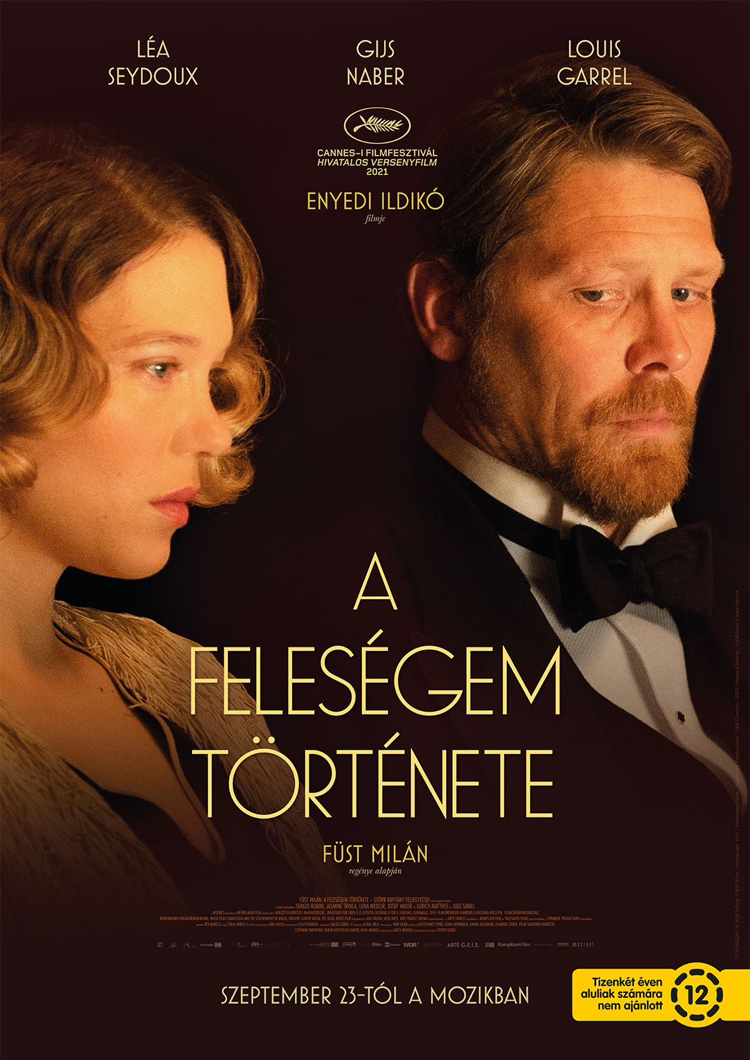 A feleségem története (A feleségem története / The Story of My Wife) 2020