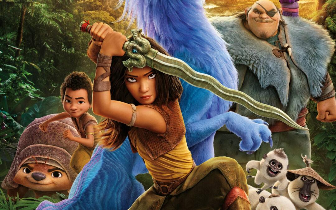 Raya és az utolsó sárkány (Raya and the Last Dragon) 2021