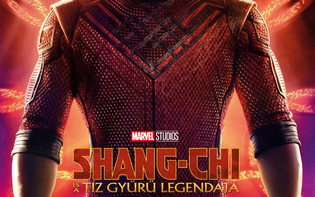 Shang-Chi és a Tíz Gyűrű legendája (Shang-Chi and the Legend of the Ten Rings) 2021