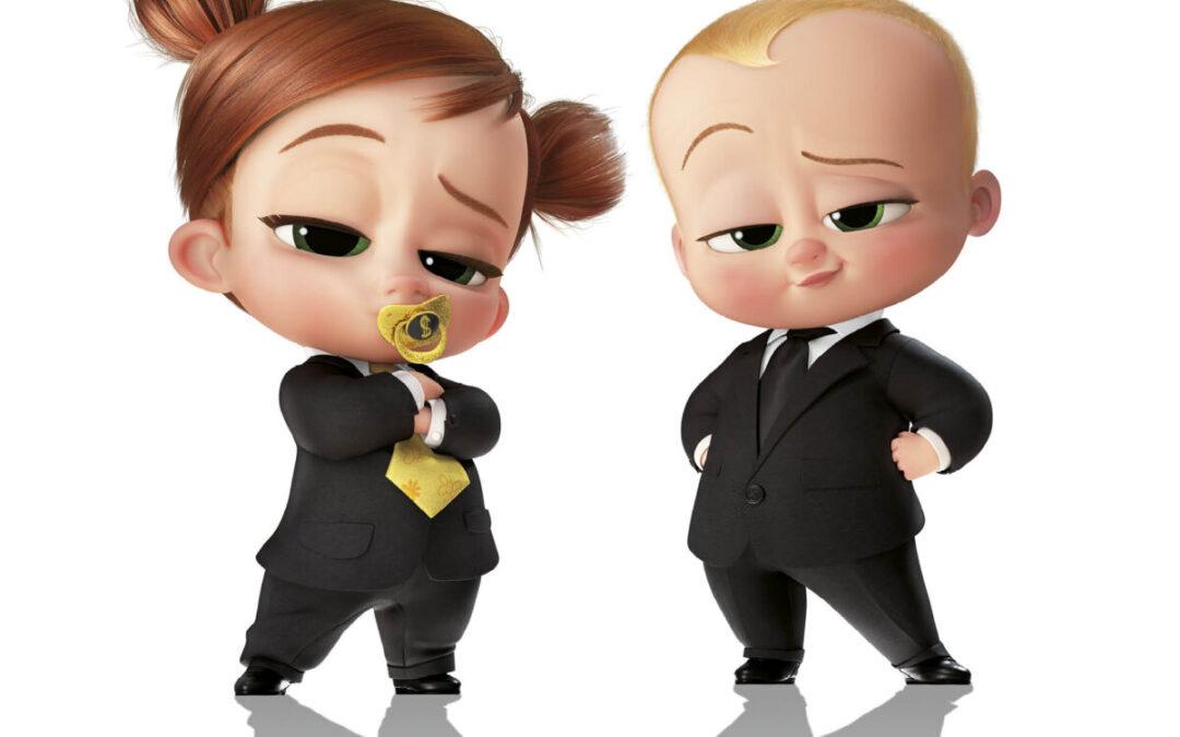 Bébi úr: Családi ügy (The Boss Baby: Family Business) 2021