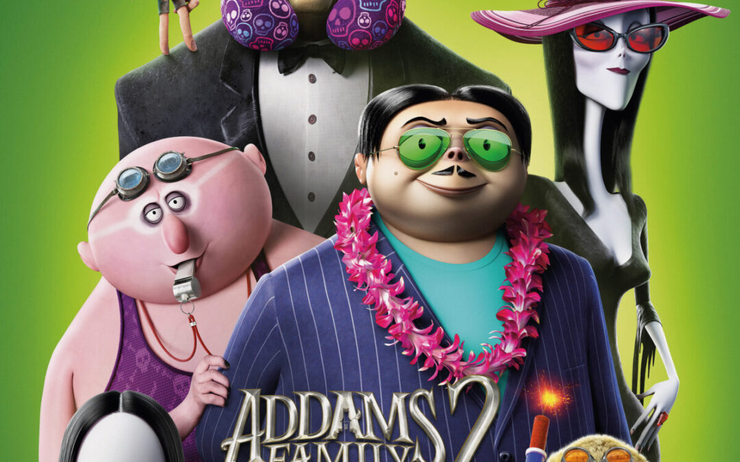 Addams Family 2. (The Addams Family 2) 2021