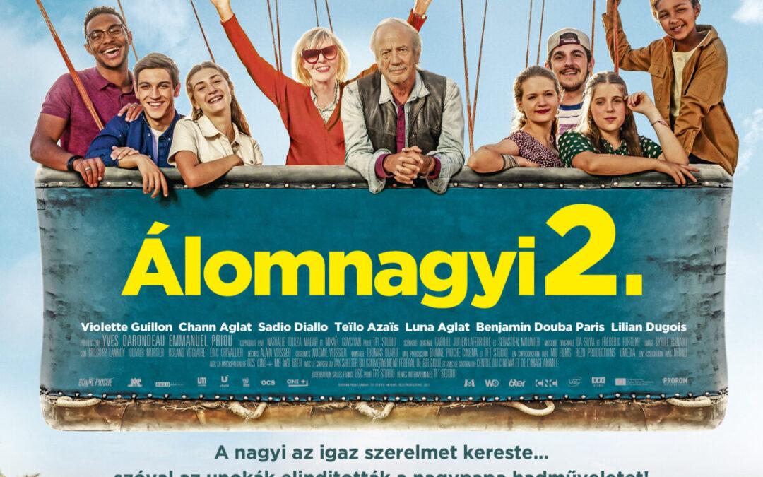 Álomnagyi 2 (C'est quoi ce papy?!) 2021