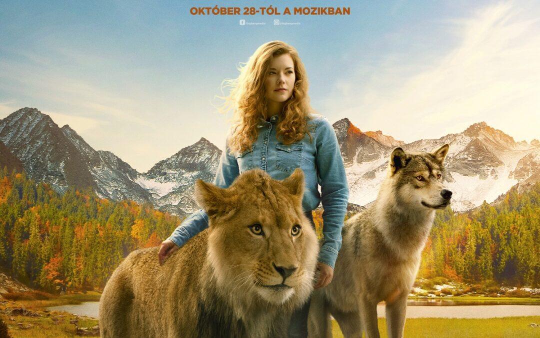 A farkas és az oroszlán (Le loup et le lion / The Wolf and the Lion) 2021