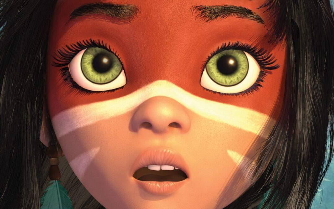 Ainbo – A dzsungel hercegnője (AINBO: Spirit of the Amazon) 2021