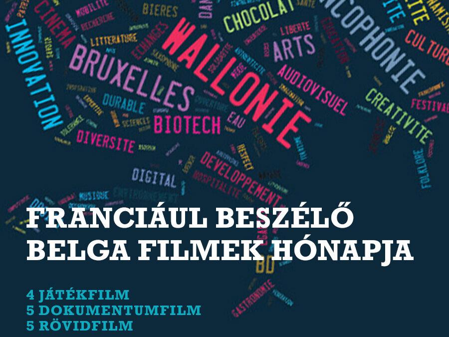 Franciául beszélő belga filmek hónapja – Ingyenes online filmfesztivál a Festival  Scope-on!