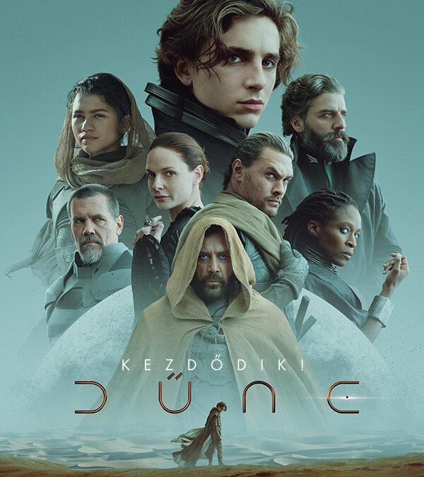 Dűne (Dune) 2021