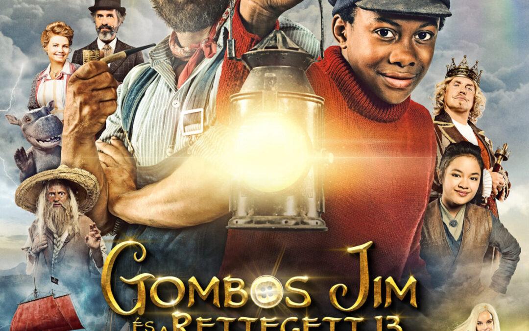 Gombos Jim és a rettegett 13 (Jim Knopf und die Wilde 13) 2020