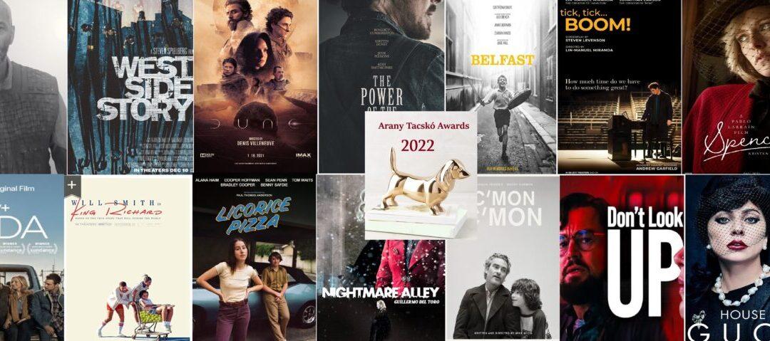 Oscar bácsi, a múlt évben visszatartott filmek és az Arany Tacskó